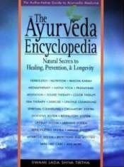 Bild på boken The Ayurveda Encyclopedia