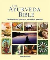 Bild på boken The Ayurveda Bible