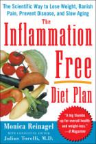 Bild på boken The Inflammation Free Diet Plan