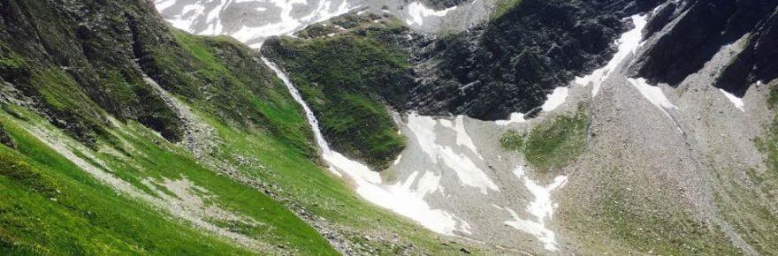 Vy över Val Ferret