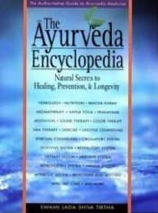 Bild på boken The Ayurveda Encyclopedia