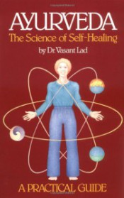 Bild på boken Ayurveda - The Science of Self Healin