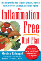 Bild på boken The Inflammation Free Diet Plan